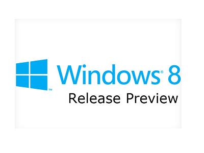 Windows 8 Release Preview 下載時間、載點提前洩漏,最快明日釋出