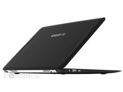 又一台超輕薄筆電,Gigabyte X11 Ultrabook 外型曝光