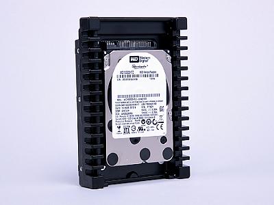 WD VelociRaptor 實測:1TB 萬轉硬碟飆 230MB/s 高速