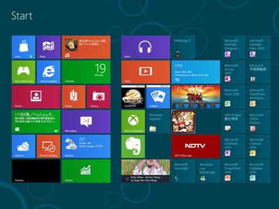Windows 8 登場倒數, 14 款 Metro  App 搶先試用介紹