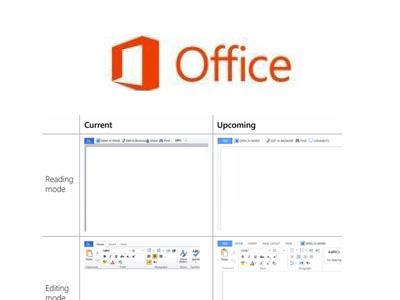 Office 15 將在2013年推出,新 logo 、 Office Web Apps 介面搶先看