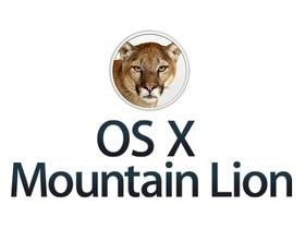 WWDC 2012:OS X Mountain Lion 7月上市,睡覺也能備份