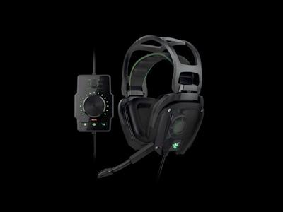 Razer Tiamat 7.1:內藏10個單體的7.1聲道電競耳麥