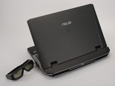 Asus G75VW 重量級戰鬥機 Ivy Bridge 遊戲筆電評測