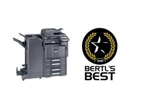 TASKalfa多功能複合機榮獲肯定 獲頒BERTL 「2012春季年度最佳商用系列」商品獎