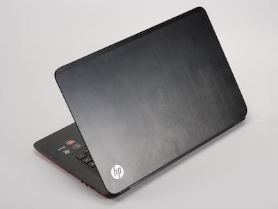 AMD 獨顯加持,螢幕好大的 HP ENVY 6 Ultrabook 評測