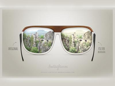 Instagram 濾鏡進入真實世界,Instaglasses 眼鏡登場