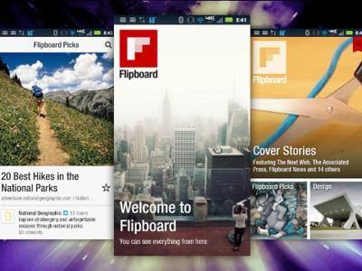 Flipboard 登陸 Android,加入 Google+、YouTube、更多在地化內容