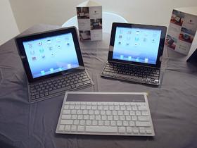 羅技在台推出兩款 iPad 鍵盤保護組、還有 K760 太陽能藍牙鍵盤