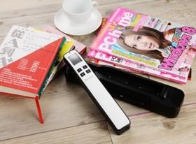 手持掃描器產品介紹與正確用法,書本、文件數位化好幫手