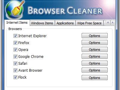 5大瀏覽器垃圾暫存快取清除工具,一鍵清除檔案不外洩!
