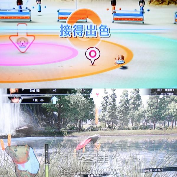 小編不怕苦,Wii vs. PS3 Move 24小時體感遊戲對決