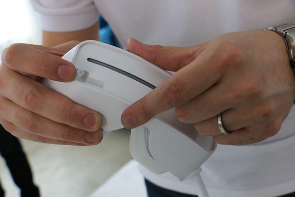 台灣品牌Aurai獨創「水波式冷熱敷眼部SPA機」,Kickstarter上線一個月募資超標400%