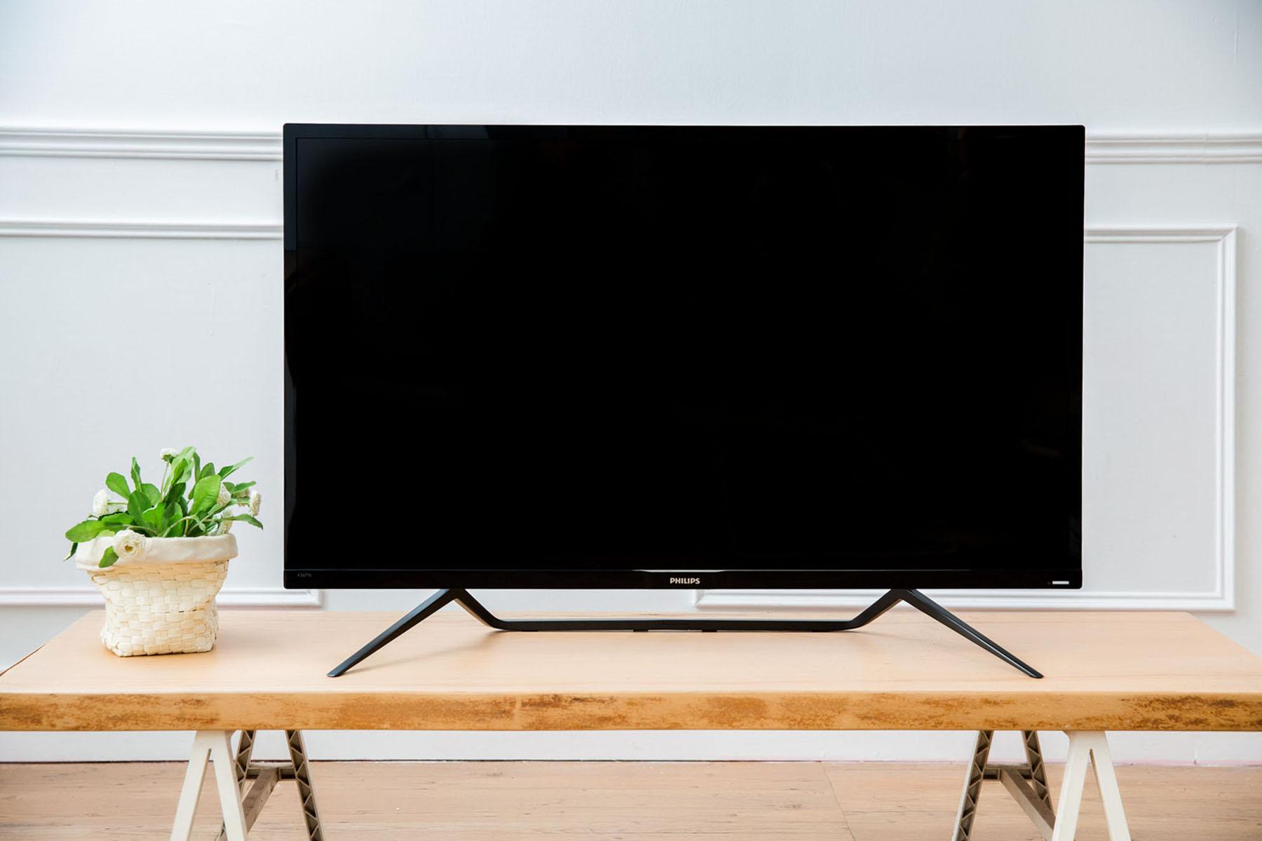 採用窄邊框設計,創造出更高屏佔比,是 436M6VBRAB 特色之一,而充滿科技感的外觀,則更彰顯產品本身的優越性。