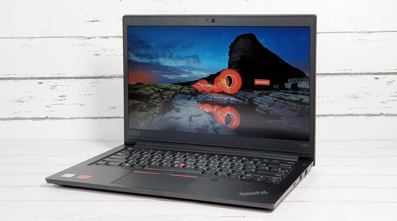 Lenovo ThinkPad E 系列首款輕薄化機種:ThinkPad E490s 第一手開箱