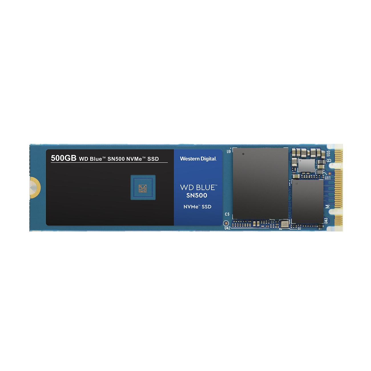 依照產品圖判斷,右側較小的封裝應為 SSD 控制器,採用 DRAMless 架構,較大的封裝應為快閃記憶體,M.2 長度應可縮減至 2230 或是 2242,但為了消費市場相容性依舊選擇2280