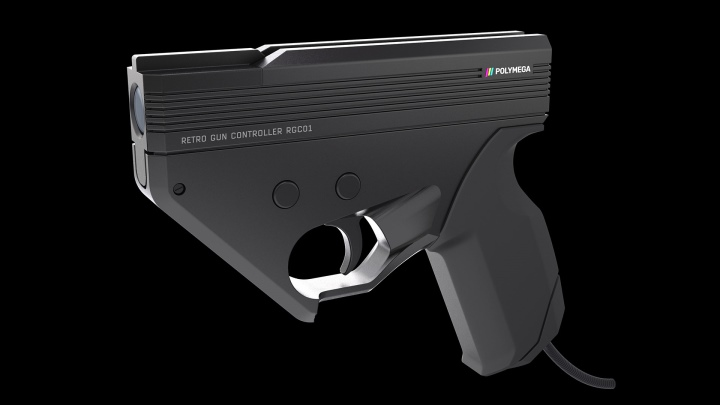 RGC01是款能相容於液晶電視的光線槍。