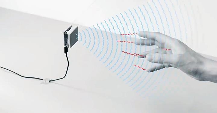非接觸互動方式操作手機的 Soli 晶片,有望安裝在Pixel 4上
