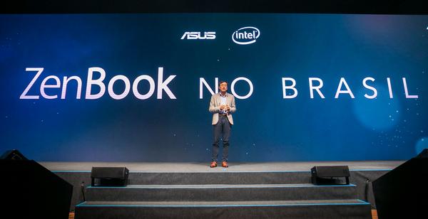 華碩前進巴西發表全系列ASUS ZenBook�電,在地製造拓展市場版圖