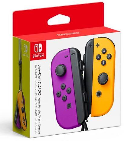 霓虹紫+霓虹橘