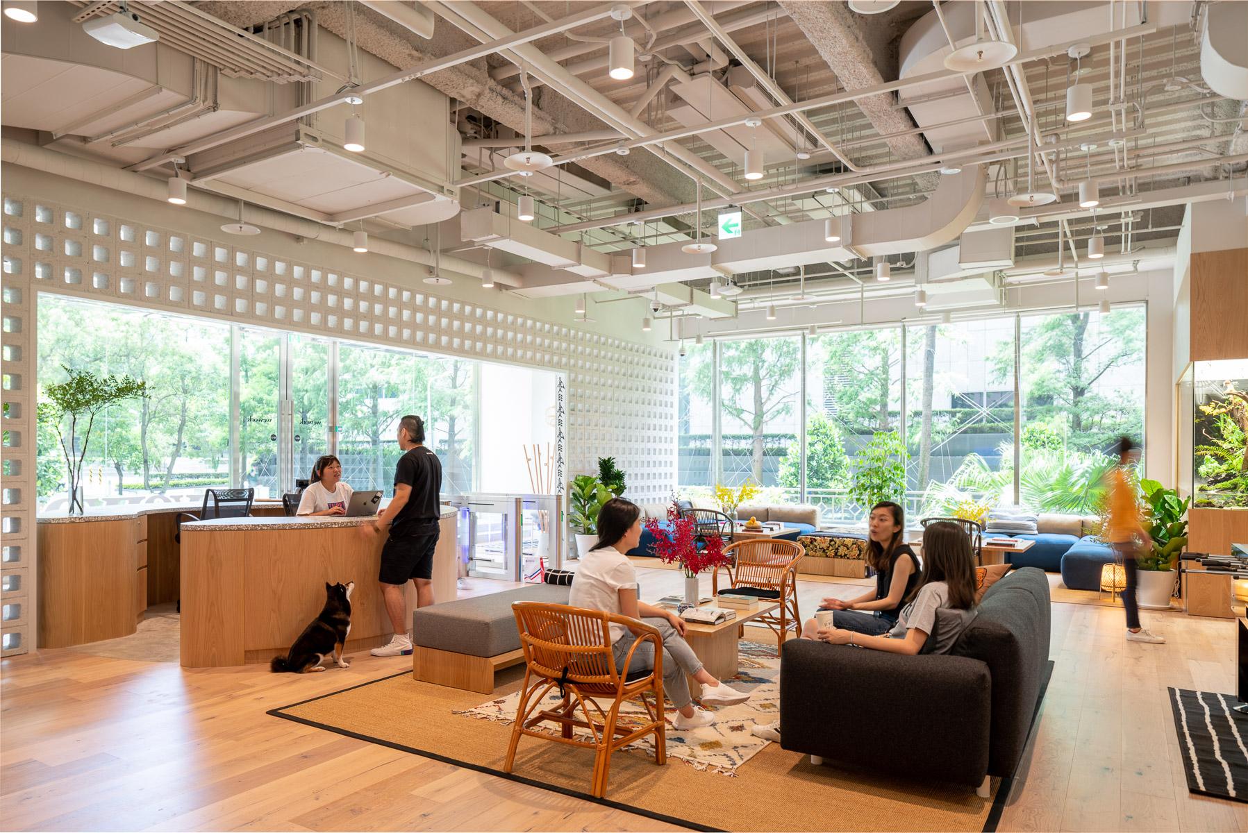 WeWork 宣布進駐台灣!最新台北信義區服務點,打造台灣創新社群空間