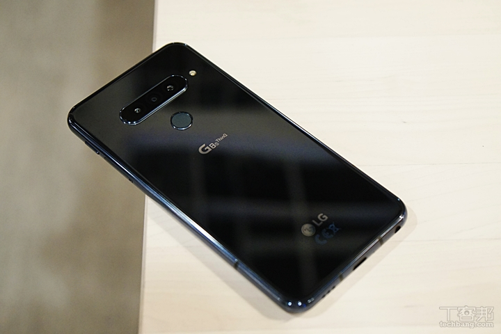 LG G8s ThinQ 動手玩,有創意的輕旗艦