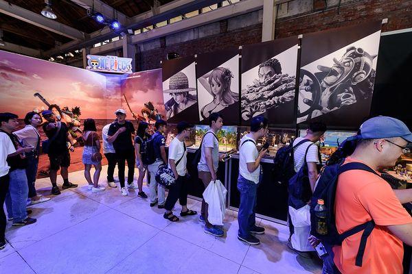 本次展覽佔地為去年的兩倍大,全場免費入場。