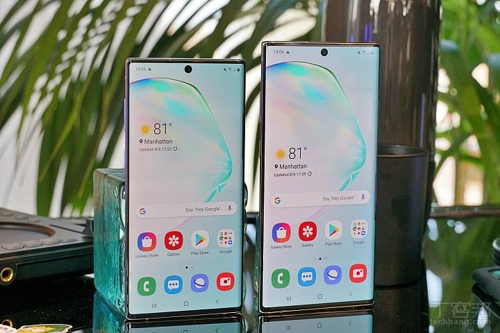 Galaxy Note 10 首採高通 S855 處理器,三星:符合電信商需求