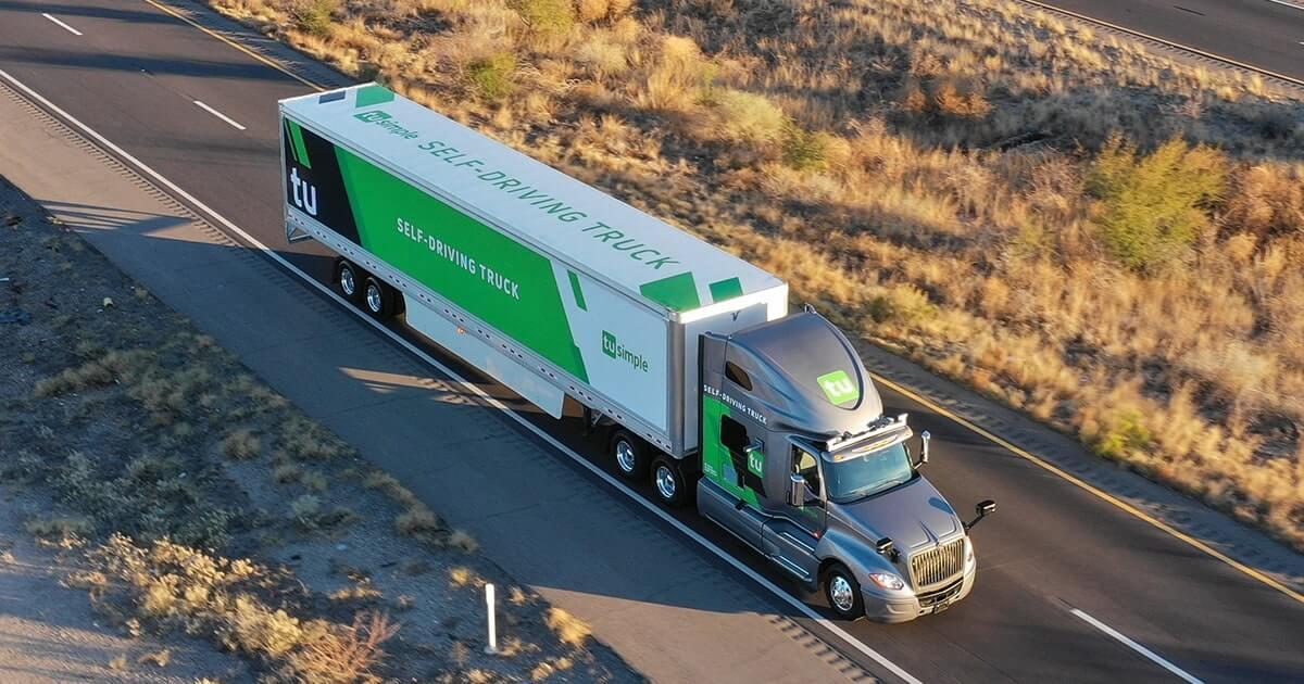 UPS 的自駕貨運卡車已經上路數個月,但根本沒人發現
