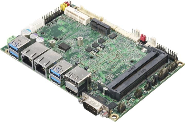LE-37N的尺寸只有146 x 101公釐,面積大約與Nano-ITX主機板相同。