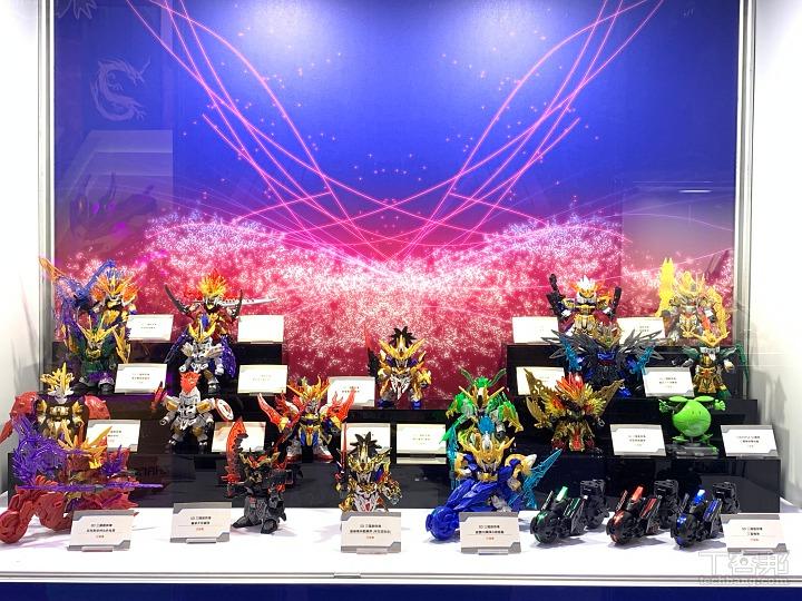 萬代 HOBBY EXHIBITION 組裝模型特展 8/23 台北華山登場,趕快來搶鋼彈限定特價品吧!