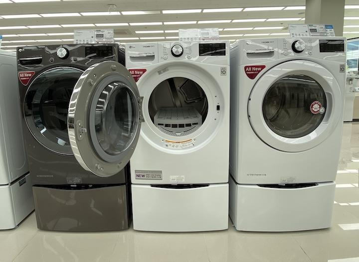 LG 洗衣機智慧升級,TWINWash 雙能洗將導入 AI DD 技術、第三代 DD 直立式加入筒槽反轉技術