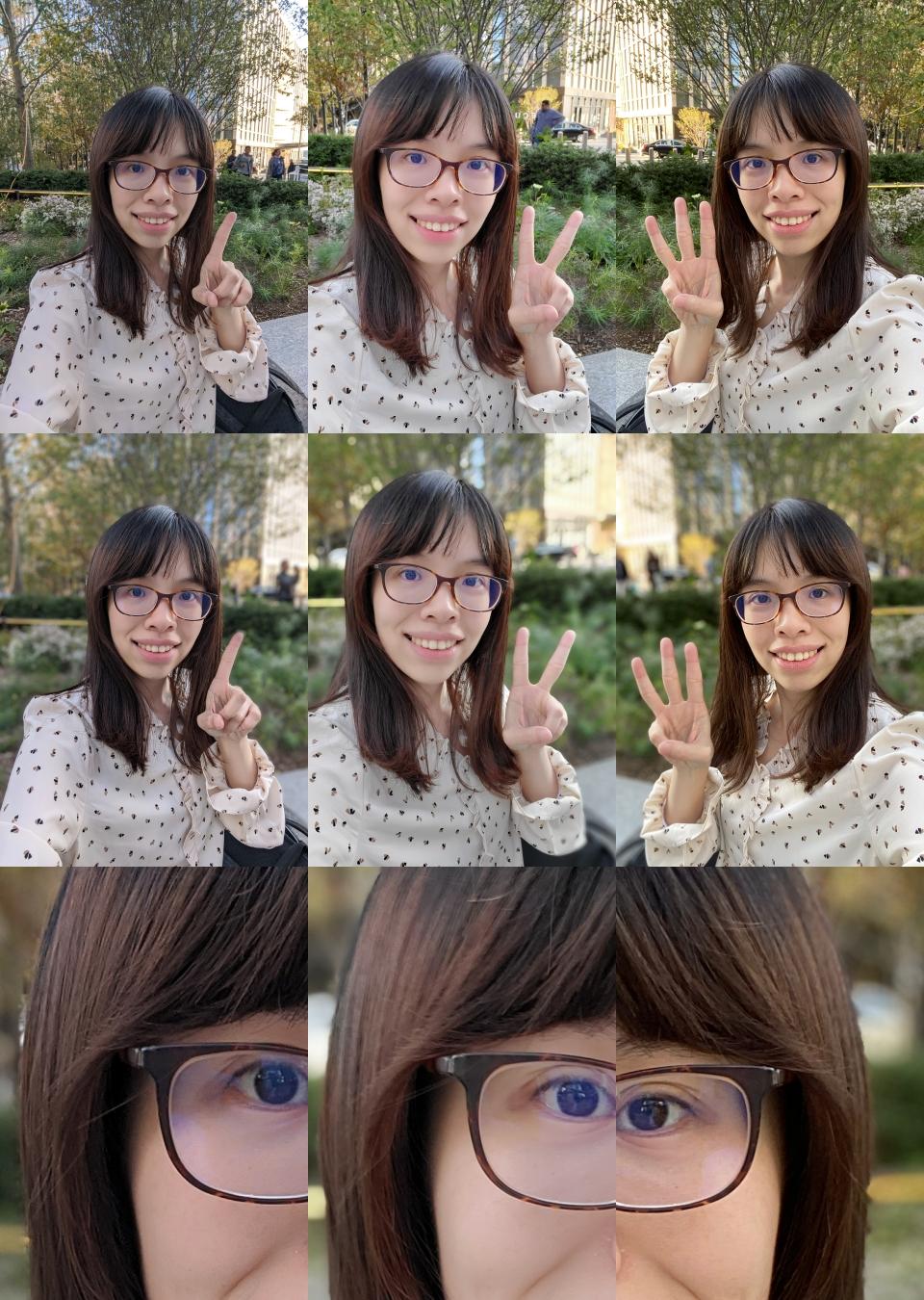 Pixel 4 XL / Note 10+ / iPhone 11 Pro 六種拍照情境對比:日拍、長焦、人像、耀光、夜拍、夜視