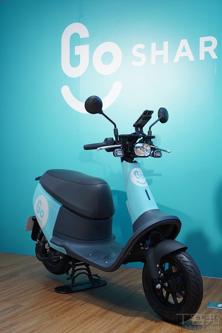 Gogoro 共享機車「GoShare」用戶突破 22 萬,雙 11 優惠正式開跑