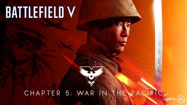 《戰地風雲5》重磅回�!10/31「第五章:太平洋戰�」帶領玩家重返戰場