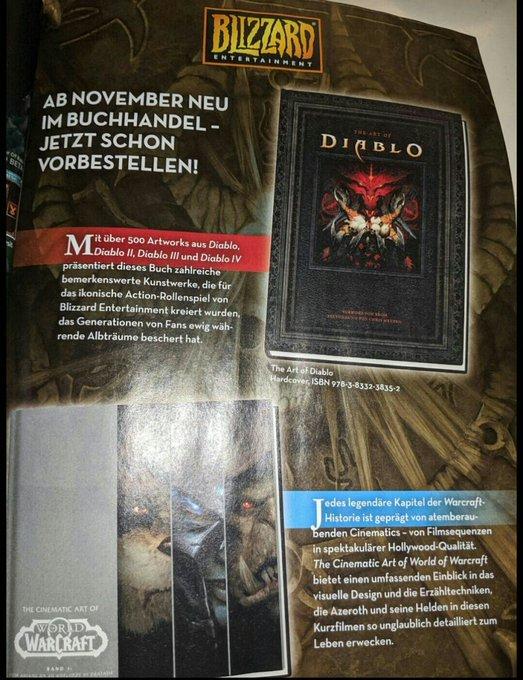 暴雪嘉年華謠言不斷,《暗黑破壞神 4》、《鬥陣特攻 2》都要一起上?