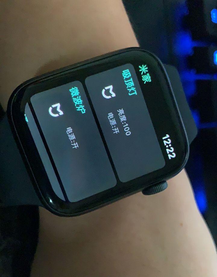 傳說�的小米手錶流出圖,但真實度未知。