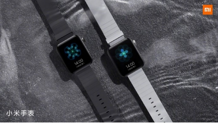 雷軍展示小米手錶真機照,官方說「就是一部小型手機」