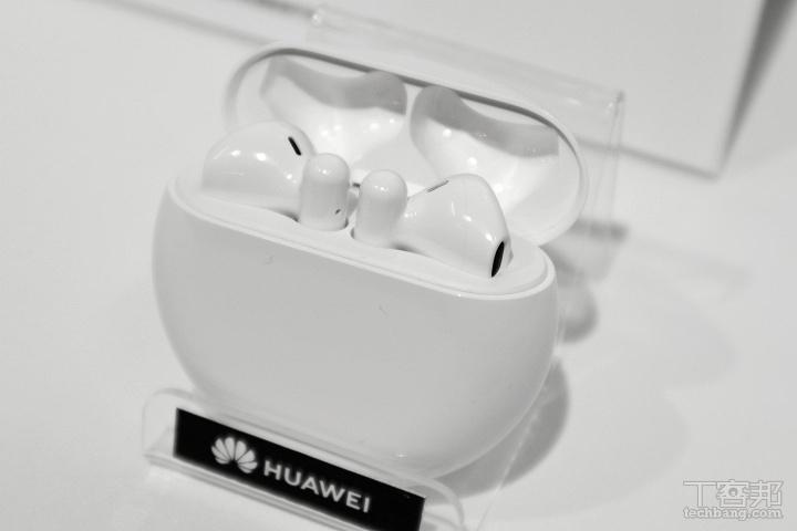 華為在台引入一系列生態系產品:手錶、手環、真無線耳機、墨鏡、平板、充電裝置
