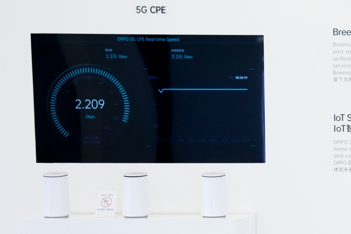 OPPO 佈局 5G 市場,明年第一季推出智慧錶、智慧無線耳機、5G CPE 產品
