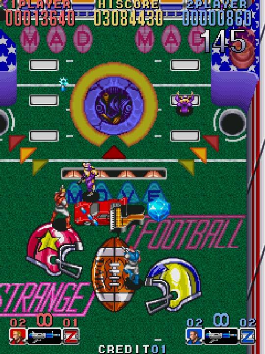 玩家要拿著各種槍械�器,打倒畫面上所有敵人,並嘗試破壞各種機關。
