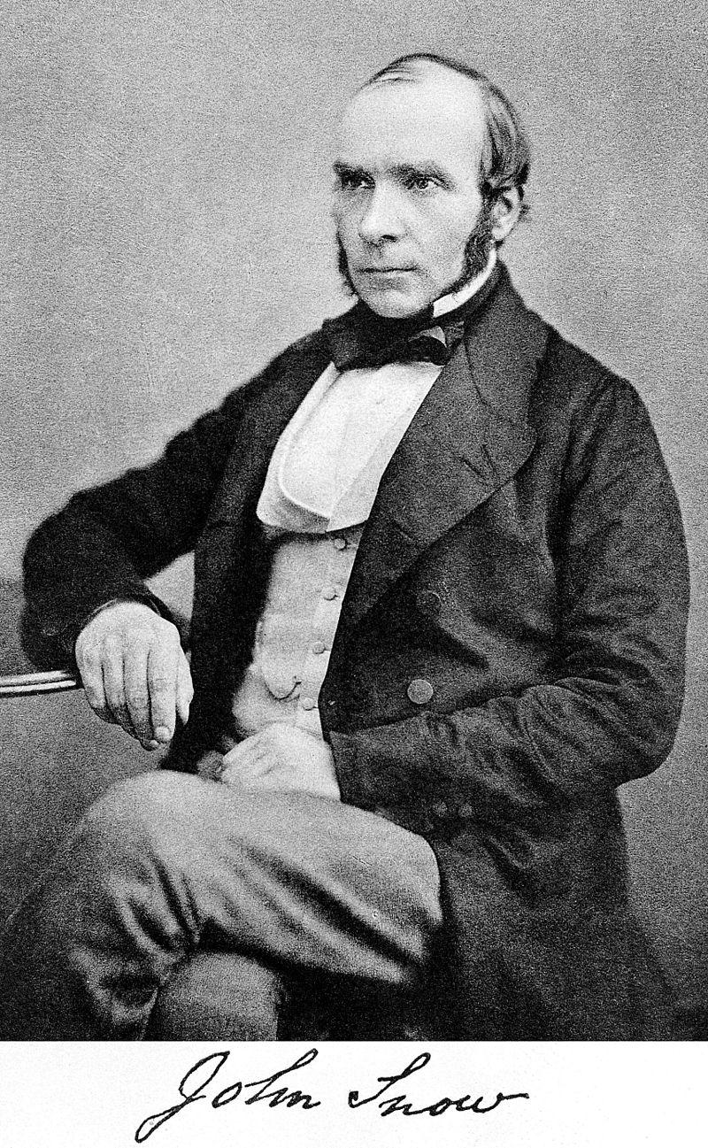 約翰·雪諾醫生