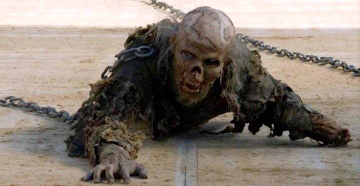 瓊恩·雪諾為了�明凜冬將至抓回來的異鬼