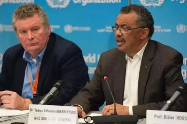 WHO秘書長�德塞�常發揮:�國從源�上控制疫情為各國�取時間,大家別再對他們污名化