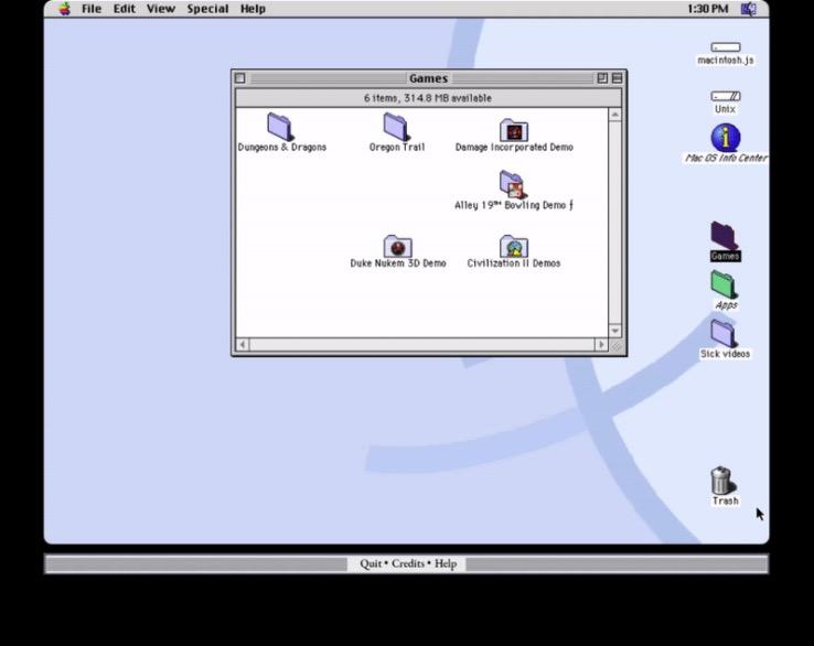 �acOS 8 變成一款App!可以下載並安裝在macOS、Windows和Linux上