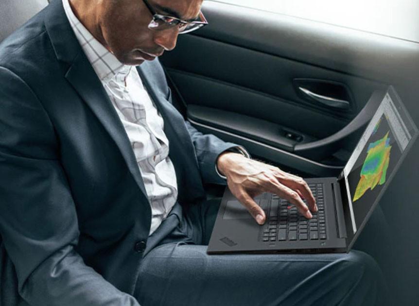 可靠完善的資安防護力是行動工作站受到企業菁英青睞的一大主因。