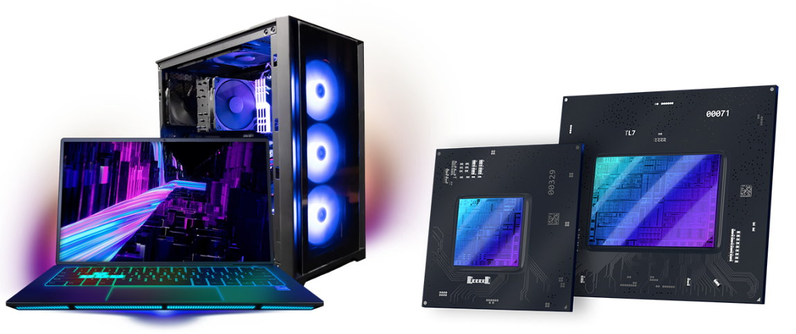 Arc獨立顯示卡與搭載Arc獨立顯示晶片的筆記型電腦將於2022年第一季發售。
