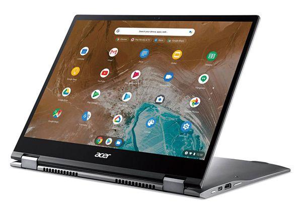 開啟 Chromebook 內建的應用程式,包含 Chrome、YouTube、Gmail…等,全是 Google 旗下的工具。
