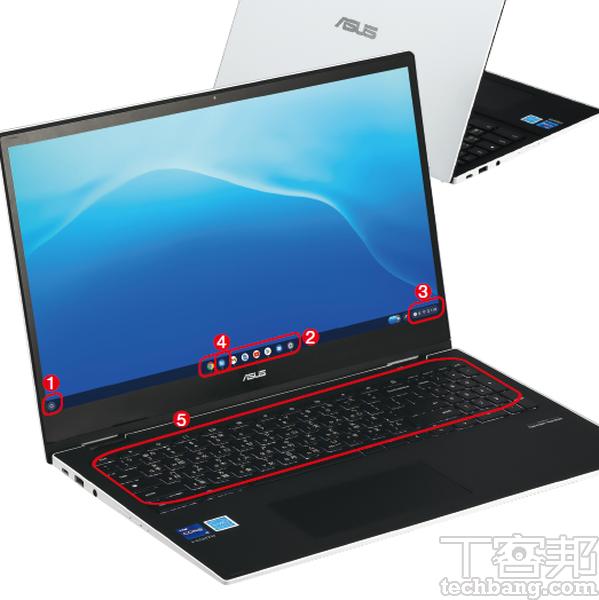 2021 年 Chromebook 選購活用:Chrome OS 操作介面又進化、跨裝置接軌使用 Android 裝置