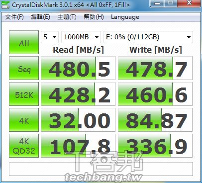 Patriot Pyro 120GB:低價位高速的 SSD 固態硬碟